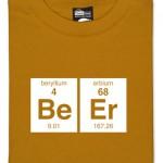 periodic beer shirt