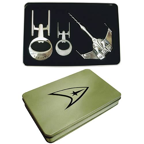 star trek bottle opener Star Trek Bottle Opener Set