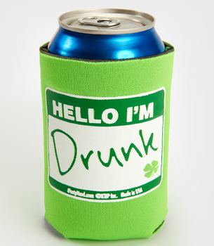 hello im drunk Hello Im Drunk Can Cooler