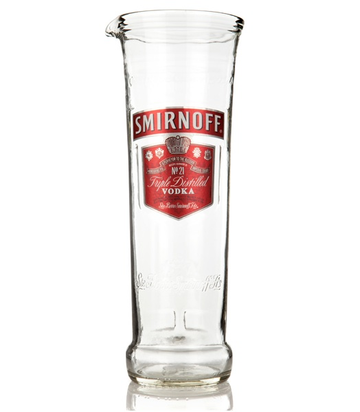 smirnoff jug Recycled Smirnoff Vodka Bottle Jug