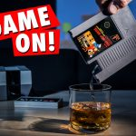 Game Cartridge Flasks